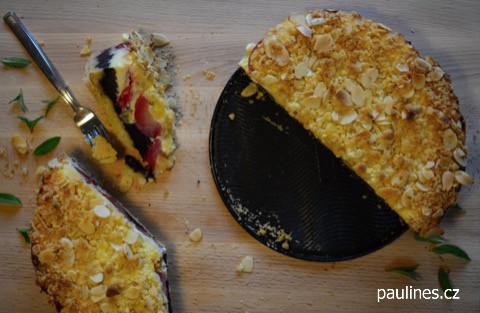 Makový koláč s blumou