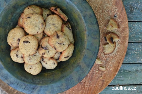 Amarantové sušenky