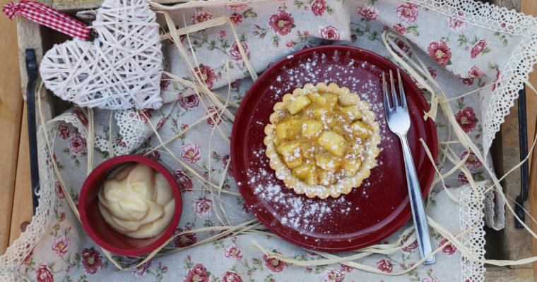 Jablečné košíčky – bezlepkové