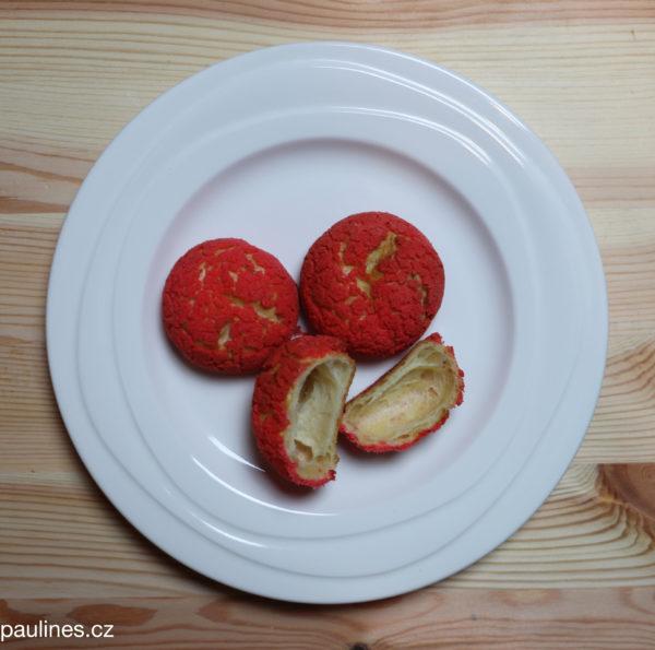 Červený craguelin