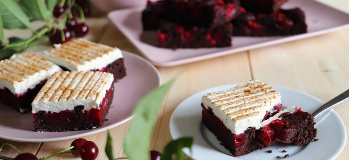 Višnový koláč