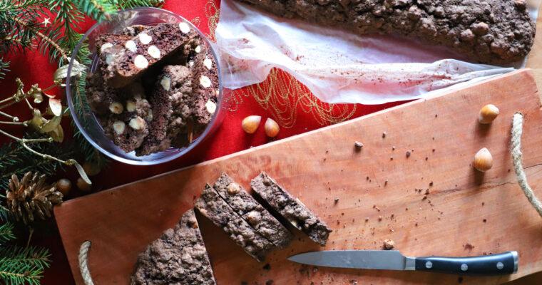Čokoládový biskvit